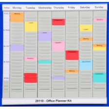 Office T-Card Planning Kit