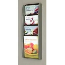 4 x A5 MultiMax Brochure Holder