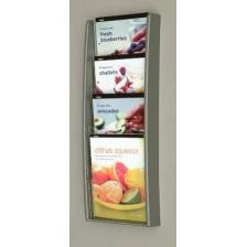 4 x A5 MultiMax Brochure Holder