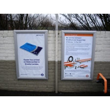Trim Model T Lockable External Noticeboards