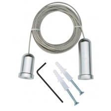 Basic Floor/Ceiling Cable Kit