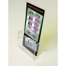 1/3rd A4 (DL) Leaflet Holder - Portrait