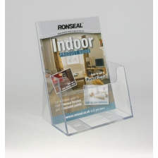 A5 Extra Capacity Brochure Holder - Portrait