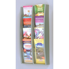 8 x 1/3 A4 MultiMax Brochure Holder