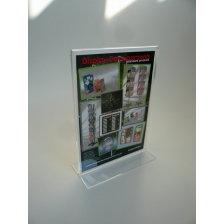 A5 Portrait Double Sided Menu Holder