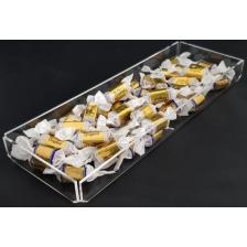 Acrylic Tray 300mm x 100mm x 30mm