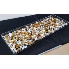 Acrylic Tray 600mm X 200mm X 30mm