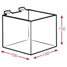 Display Cube 150x150x150mm