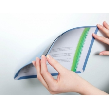 Magnetic Coloured Document Holders