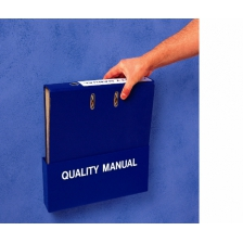 Wall Mounted Safety Manual Holder