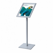 Designer Indoor Menu Stand
