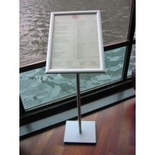 Belvedere Indoor Menu Stand