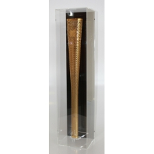 Olympic Torch 2012 Display Case