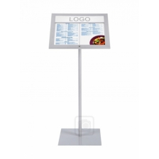 Non Illuminated Outdoor Menu Display Stand
