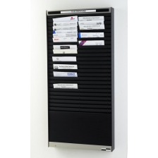 Klarity Document Control Panel - Satin Black