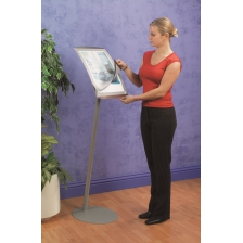 Vector Menu Display Stands