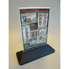 A5 Portrait Slanted or Vertical Menu Holder
