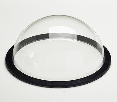 Vacuum Formed Clear Dome