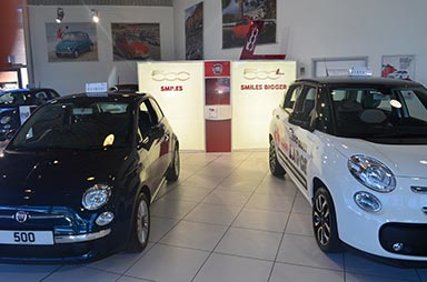 Car Showroom Displays