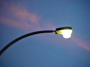 Acrylic Street Light Cover Example 1