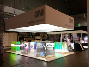 3M Exhibition Stand