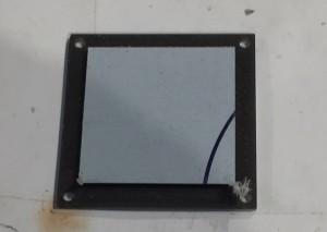 Plastic display screen