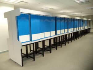 Qatar Airways Mobile Document Workstations