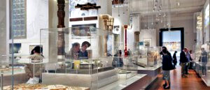 Example museum display cases 1