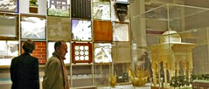 Example museum display cases 2